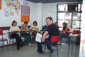 One of my classes in IH Buenos Aires Recoleta ten years ago - has much changed?